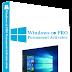 Windows 10 Pro Permanent Activator v1.1