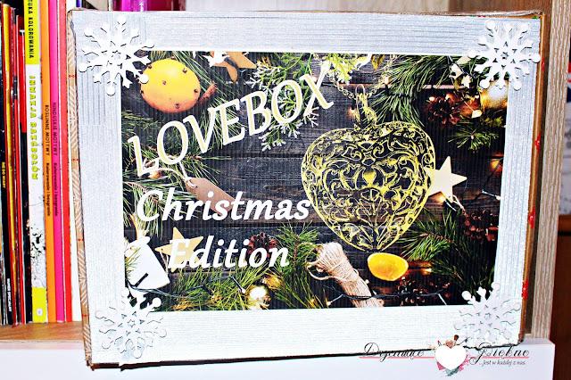 Nowości kosmetyczne grudnia 2016 | Haul Grudzień 2016 | Love Box - Kosmetyczny box, Box z kosmetykami