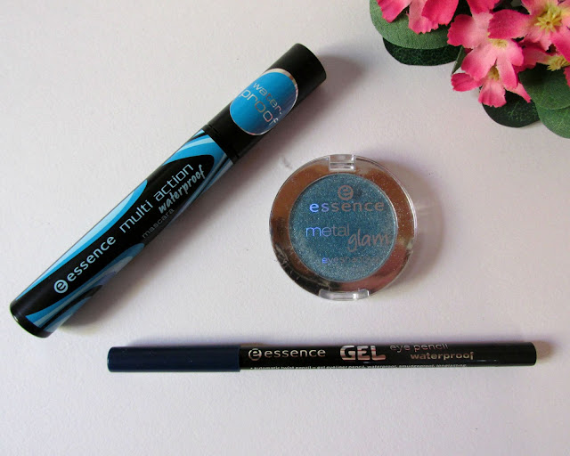 Essence cosmetics haul, makeup review, essence mascara, essence eye pencil, essence eyeshadow
