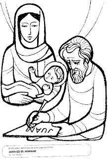 Resultado de imagen para Lucas 1,57-66