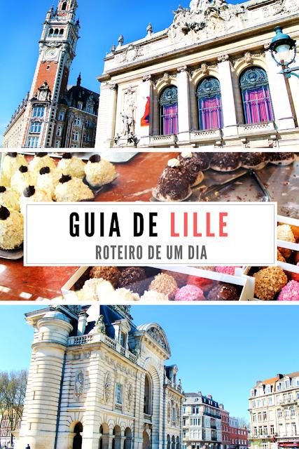Guia de Lille: roteiro de um dia na capital do Norte de França