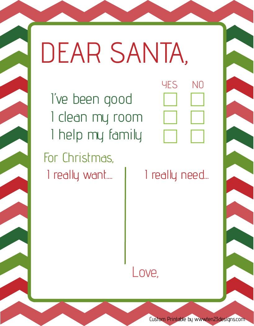Doc419542 Christmas List Format 1000 ideas about Christmas – Christmas List Templates