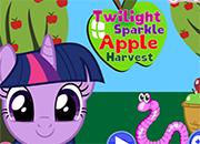 Twilight Sparkle Caza Manzanas juego
