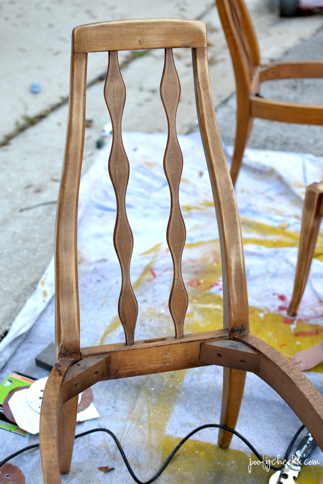 Painting Wooden Furniture with the Wagner Home Decor Paint Sprayer