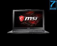 MSI GL62M 7RDX 1096