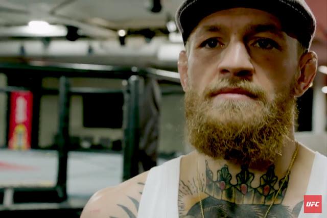 Conor McGregor prepares For UFC 229