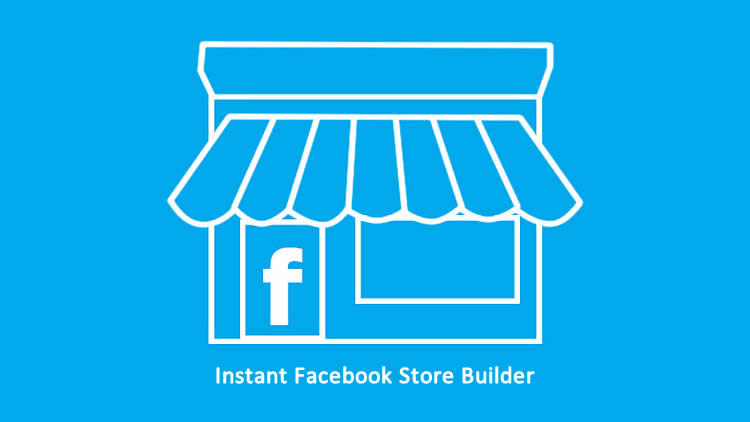 Instant Facebook Store Builder/Generator Coupon