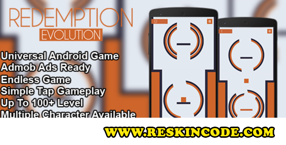 Redemption Evolution Android Project + BBDOC File Includ
