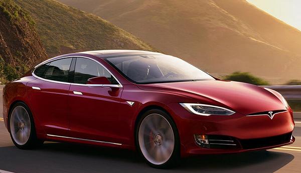 Daftar Harga Terbaru Mobil Listrik Tesla S