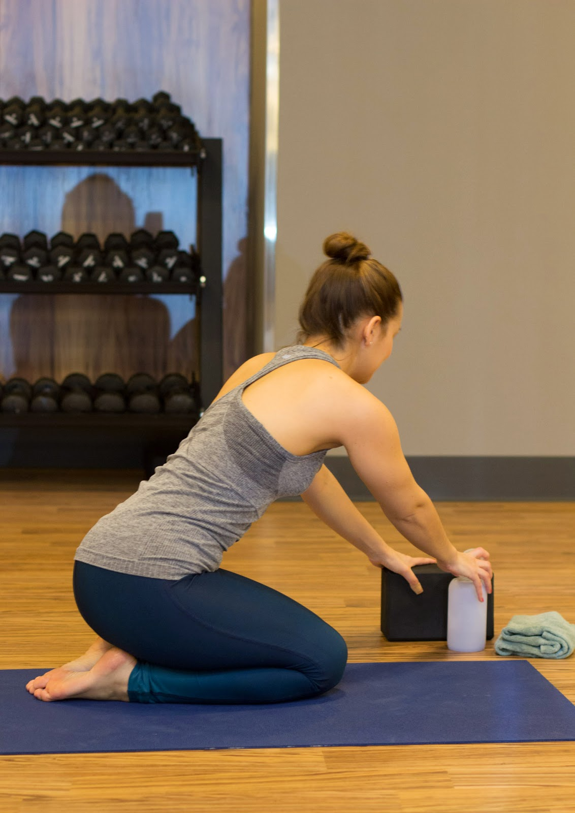 Lake Shore Lady: Come with me to CorePower Yoga!