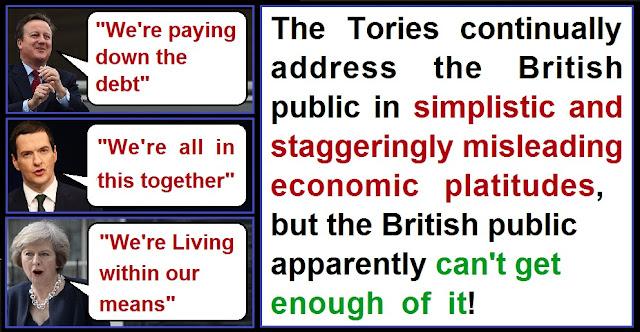 Tory economic platitudes