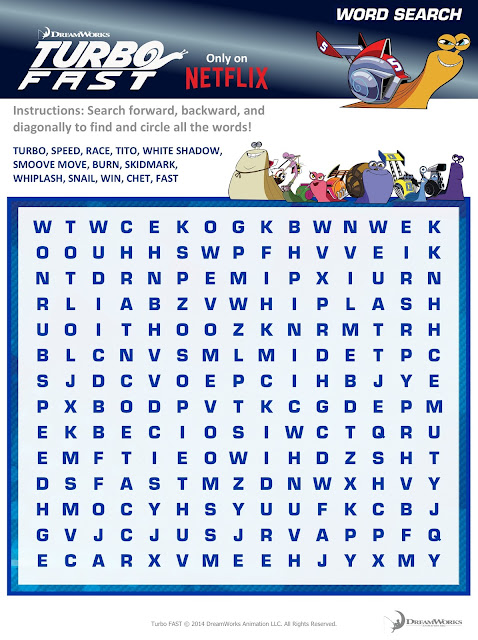 Turbo Fast Word Search