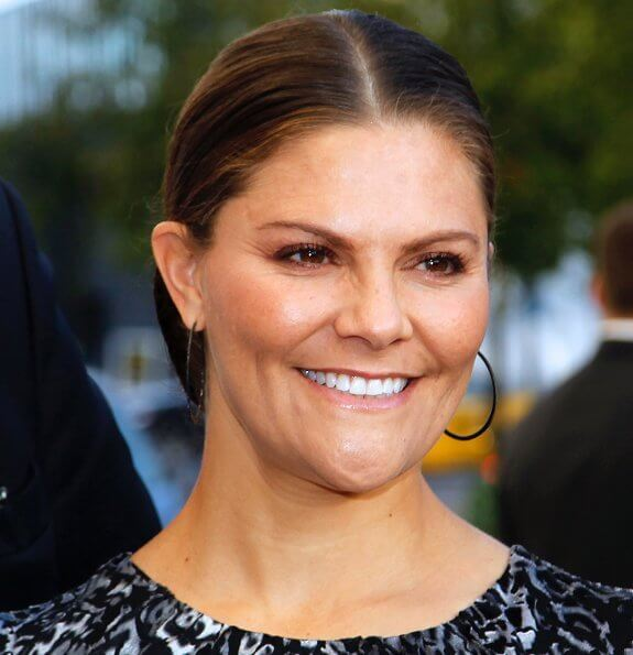 Crown Prince Frederik and Crown Princess Mary are hosting Crown Princess Victoria and Prince Daniel during the visit
