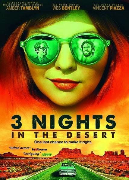 3 Nights in the Desert (2014) ταινιες online seires xrysoi greek subs