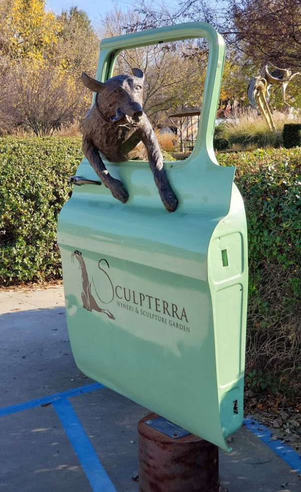 Sculpterra: The Family Friendly Winery in Paso Robles: A Review