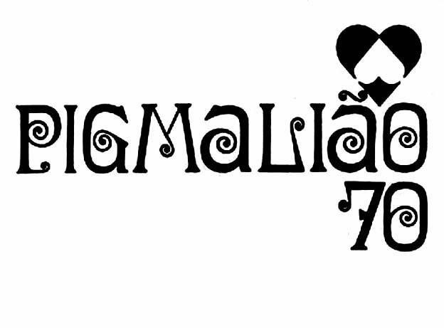 tipografia de novela - anos 60 e 70