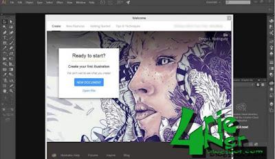 Adobe Illustrator CC 2017 21.0.2.242 Full Terbaru