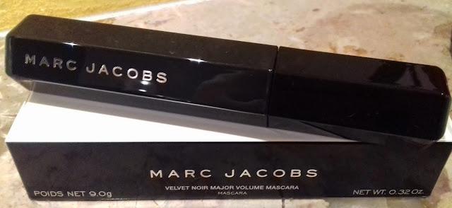 Velvet Noir Major Volume Mascara da Marc Jacobs