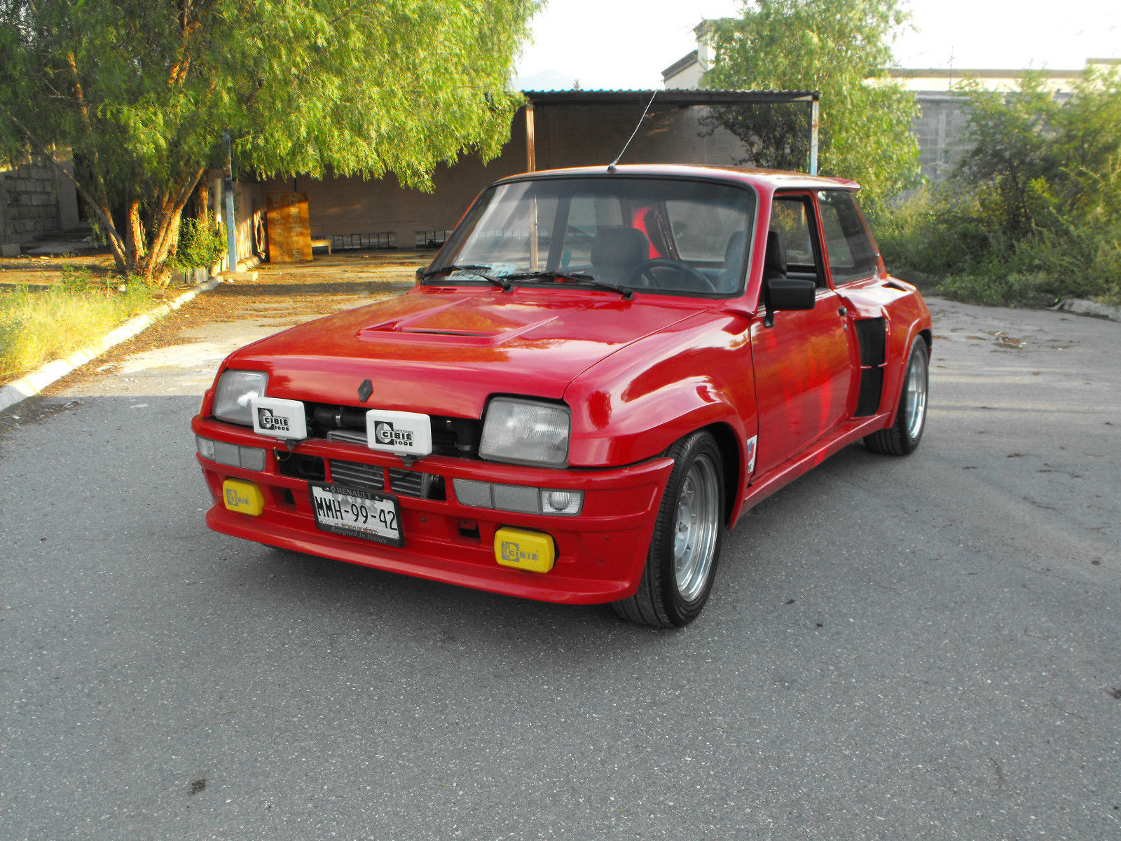 daily turismo faking it 1983 renault 5 r5 turbo replica. Black Bedroom Furniture Sets. Home Design Ideas