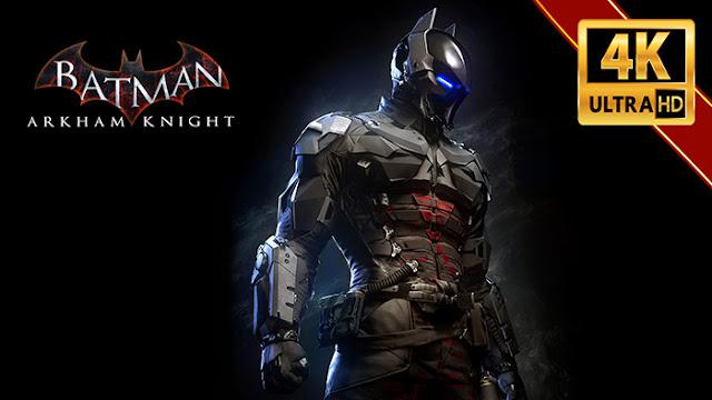 Arkham Knight Wallpaper Engine