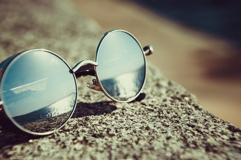 lunettes de soleil, vacances