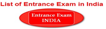 Entrance Exam In India