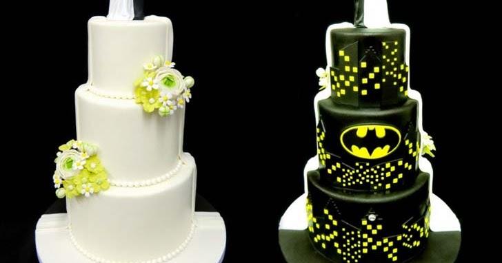 Batman Wedding Cake 6 Popular