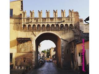 trastevere porta settimiana guia brasileira trastevere - Mitos e realidade sobre conhecer Roma