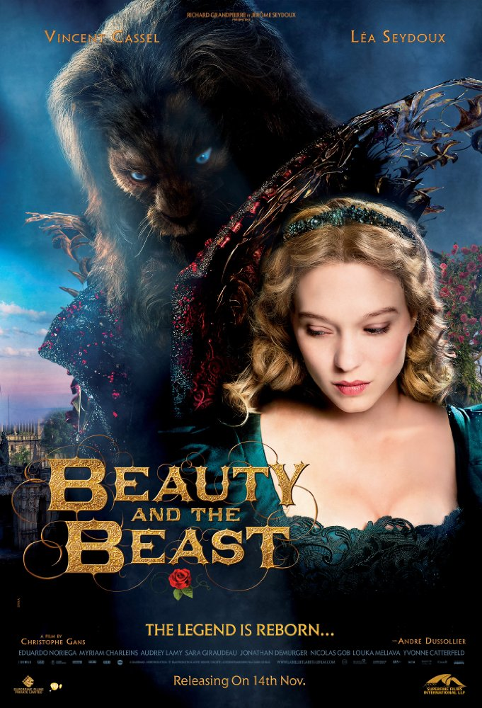 La belle et la bête (La bella y la bestia)