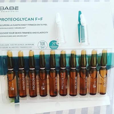 Ampollas BABÉ. Proteoglycan F + F