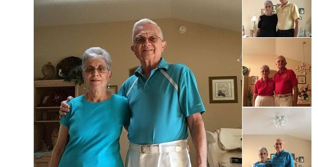 updates grandparents who been married for 52