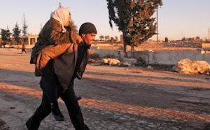 Evakuasi Aleppo Timur Berlangsung Selama Gencatan Senjata