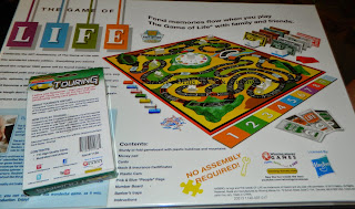 Enter the Game of Life & Touring Giveaway. Ends 8/6.
