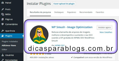 WP Smush - Image Optimization