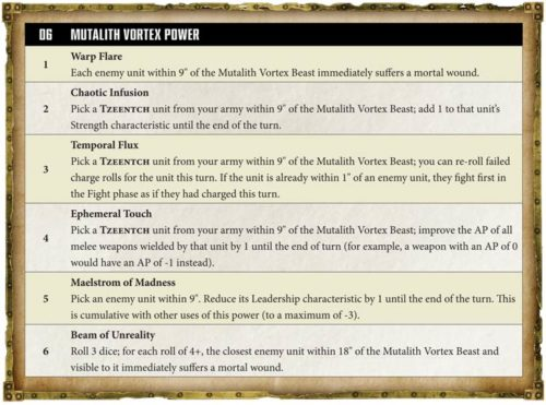 Reglas Mutalith