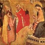 'Adoració dels Mags (Taddeo Gaddi)'