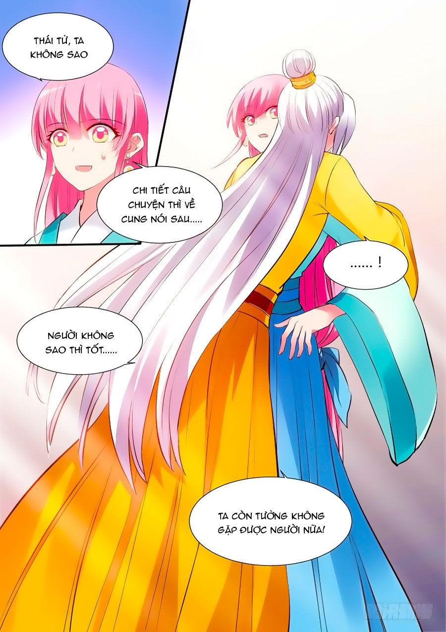 Hệ Thống Chế Tạo Nữ Thần chap 120 - Trang 4