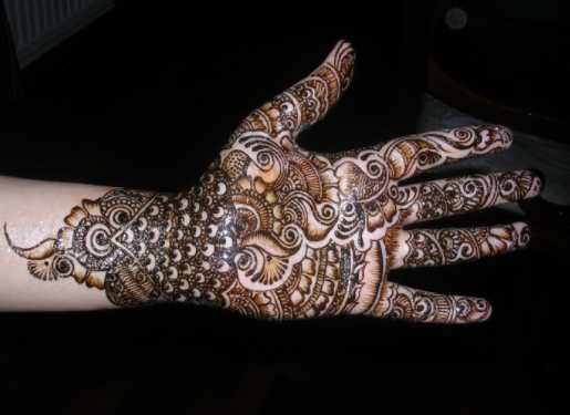 Mehndi Designs Collection For Girls 2017