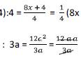 Materi Matematika : Bentuk Aljabar