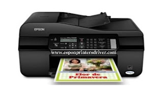 Epson Stylus Office TX320F Driver