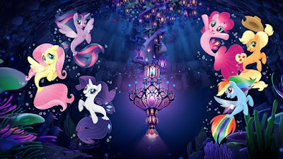 Maio no Telecine - My Little Pony O Filme