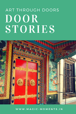 door art and stories