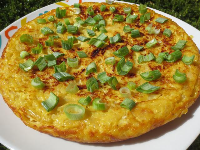Tortilla de cebolla Ana Sevilla