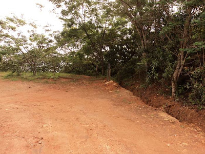 estrada dois rios, trilha, atalho, ilha grande, até caxadaço, curva da morte, rio de janeiro, visual, vila de abraão, fotografia