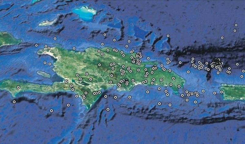 En la isla se produjeron 1,257 sismos durante 2019