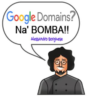 google domains blog blogger risulati top alte prestazioni