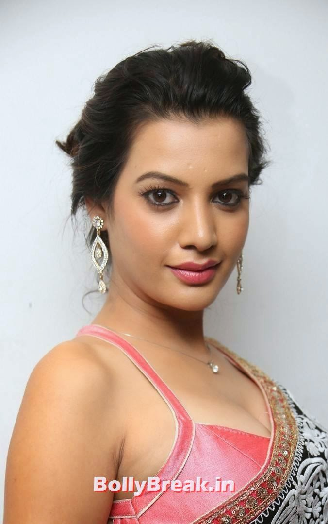 Actress In Blouse And Bra 41