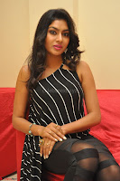 Akshida in Black Tank Top at Kalamandir Foundation 7th anniversary Celebrations ~  Actress Galleries 085.JPG