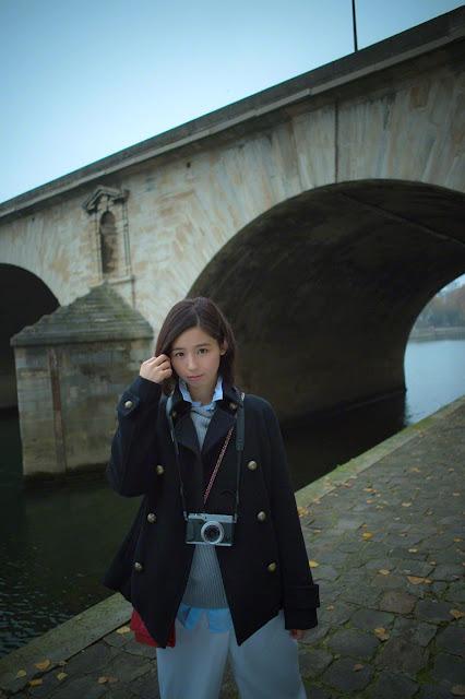 Rina Koike 小池里奈 Departure Photobook