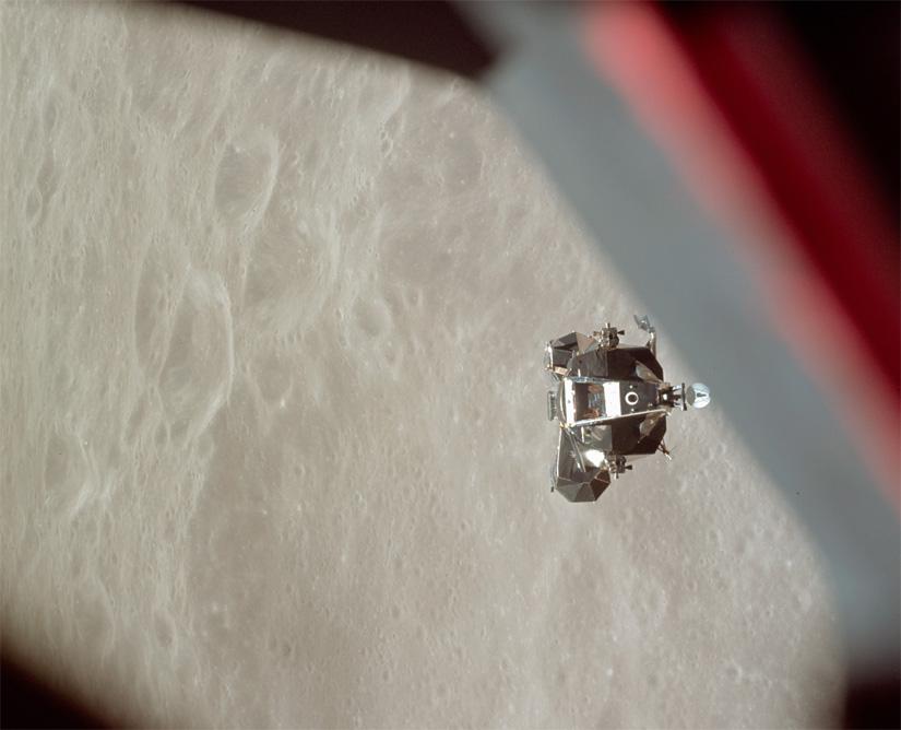 apollo 10 lunar module - photo #4